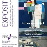 expositie Herman van der Hoff